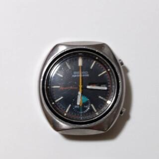 セイコー(SEIKO)のセイコー 5スポーツ スピードタイマー 自動巻き アンティーク クロノ 訳あり(腕時計(アナログ))