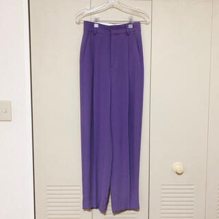 BEAUTY&YOUTH UNITED ARROWS - <6(ROKU)>GEORGETTE TUCK PANTS/パンツ