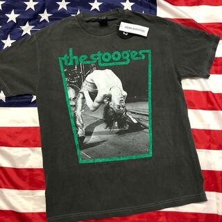 アーバンアウトフィッターズ(Urban Outfitters)のDay The Stooges Backbend バンドT 海外限定(Tシャツ(半袖/袖なし))