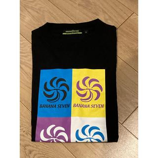 バナナセブン(877*7(BANANA SEVEN))のBANANASEVEN  半袖Tシャツ  メンズ Mサイズ(Tシャツ/カットソー(半袖/袖なし))