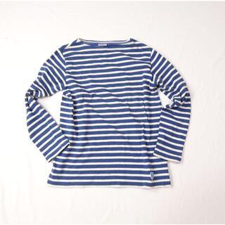 オーシバル(ORCIVAL)のORCIVAL オーシバル ボーダー カットソー ロング(Tシャツ(長袖/七分))