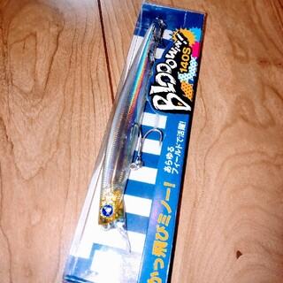 ブルーブルー(BLUE BLUE)のブルーブルー ブローウィン140s 新色スケスケサラシ 応募券2点分(ルアー用品)