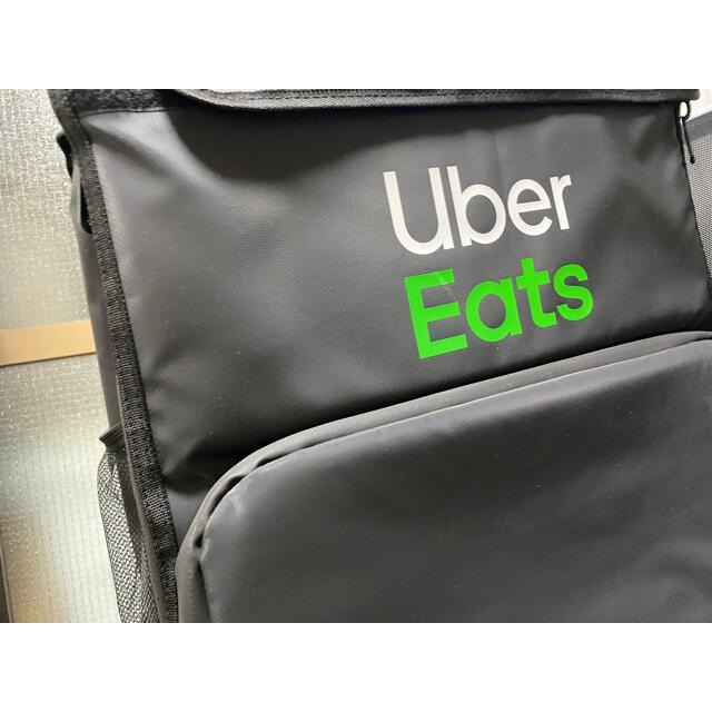 Uber eats リュック 26日までに売り切り メンズのバッグ(バッグパック/リュック)の商品写真