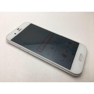 SHARP - SIMフリー美品 au AQUOS R SHV39 ホワイト 496