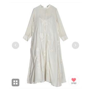 Ameri VINTAGE - AMERI 2WAY FLOWER GARDEN DRESS 新品タグ付き