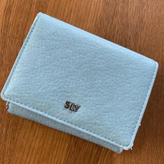 スライ(SLY)のスライ 三つ折り財布(財布)