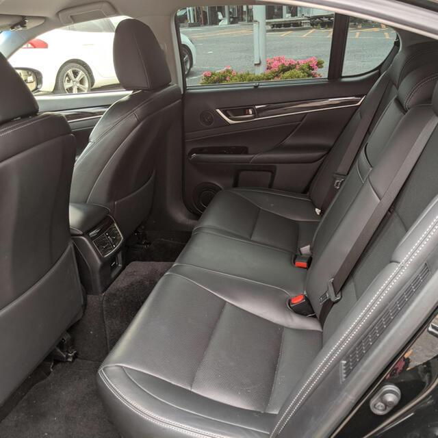 トヨタ(トヨタ)のレクサスGS 300h 後期フロントグリル(GWまでなら200万込み価格) 自動車/バイクの自動車(車体)の商品写真