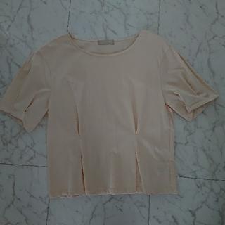 フリーズマート(FREE'S MART)の未使用FREE'S MART オフホワイト カットソー Tシャツ プルオーバー(カットソー(半袖/袖なし))