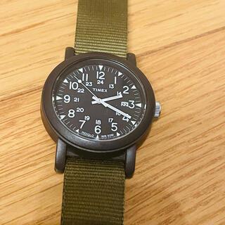 タイメックス(TIMEX)のTIMEX タイメックス 腕時計 オーバーサイズキャンパー(腕時計(アナログ))