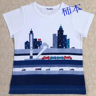 familiar - familiar        Tシャツ       size 110cm