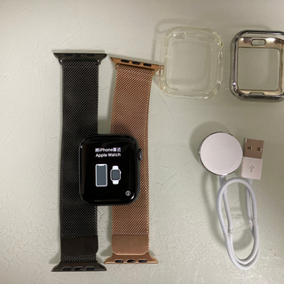 Apple Watch - 【即日発送】おまけ付き Apple Watch series4 44mm