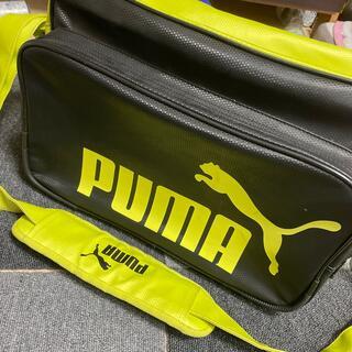 プーマ(PUMA)のPUMA エナメルバック(ショルダーバッグ)