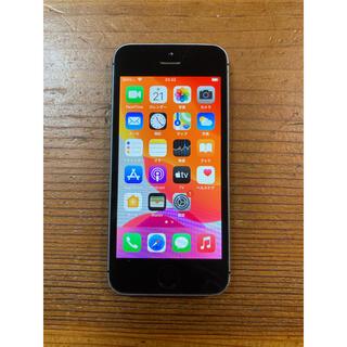 iPhone - iPhone SE 32GB space gray SIMフリー