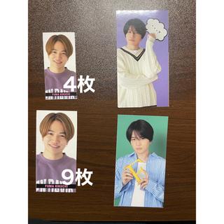 ジャニーズ(Johnny's)のMyojo  6月号 菊池風磨 メッセージカード(アイドルグッズ)