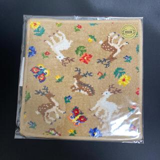 FEILER - フェイラー🌟遊中川コラボ ベージュ ハンカチ