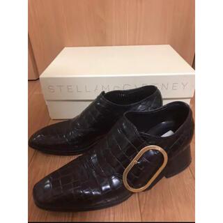 ステラマッカートニー(Stella McCartney)の☆ステラマカットニー☆モンクストラップシューズ(ローファー/革靴)
