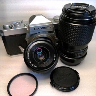 Nikon - 美品Nikon   nikkor  35mm  f2.8オマケ多数