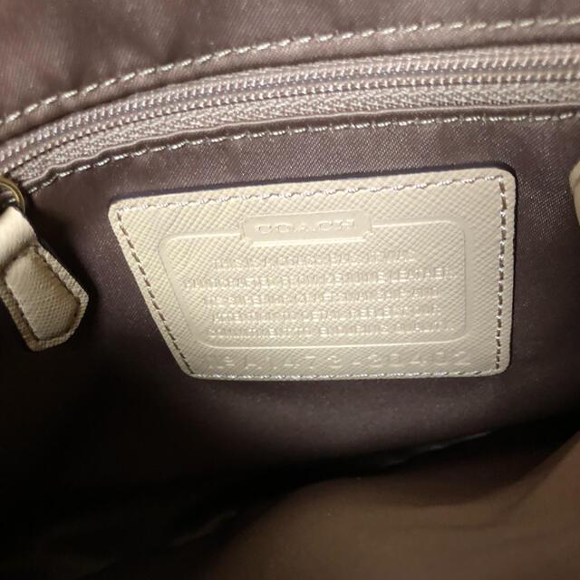 COACH(コーチ)のcoach ハンドバッグ ショルダーバッグ レディースのバッグ(ハンドバッグ)の商品写真