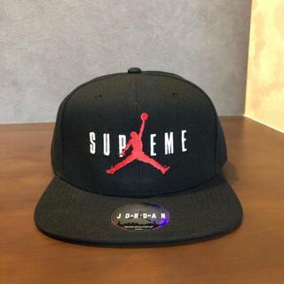 Supreme - Supreme Jordan 6-Panel Cap