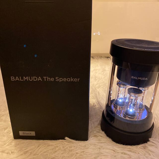 BALMUDA(バルミューダ)のBALMUDA バルミューダ スピーカー Bluetooth  スマホ/家電/カメラのオーディオ機器(スピーカー)の商品写真