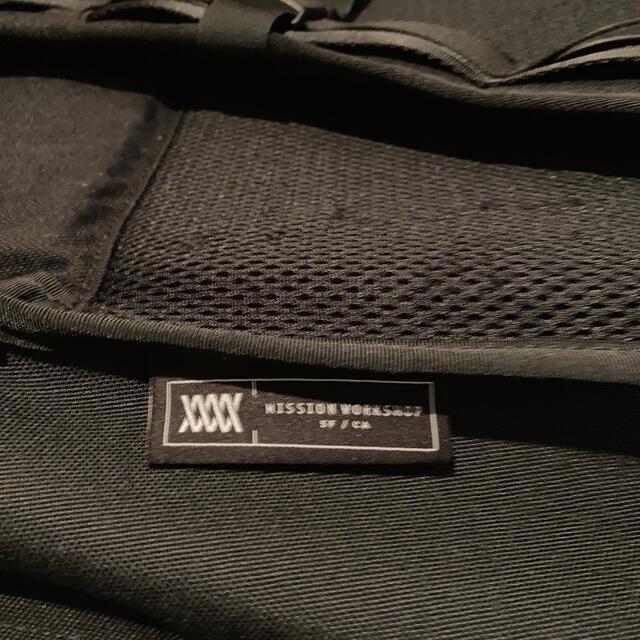ミッションワークショップ バンダル メンズのバッグ(バッグパック/リュック)の商品写真