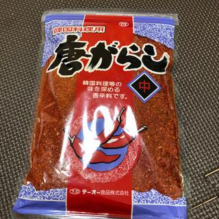 唐辛子(調味料)