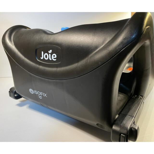 Joie (ベビー用品)(ジョイー)のjoie i-base ジョイー アイベース isofix キッズ/ベビー/マタニティの外出/移動用品(自動車用チャイルドシート本体)の商品写真