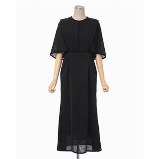 mame - 完売品 21SSmame Tulip Motif Jacquard Dress