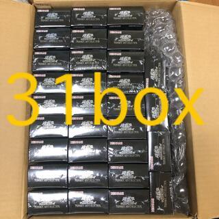 ユウギオウ(遊戯王)の遊戯王シュリンク付 prismatic art collection31box(Box/デッキ/パック)