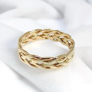 Tiffany & Co. - ティファニー リング TIFFANY&Co. 指輪 K18 750