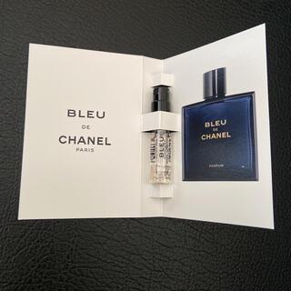 CHANEL - シャネル正規品ブルー ドゥ シャネル オードゥ パルファム 香水