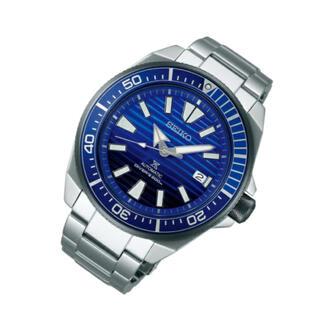 セイコー(SEIKO)のセイコー SEIKO サムライ ブルー SRPC93K1 プロスペックス(腕時計(アナログ))