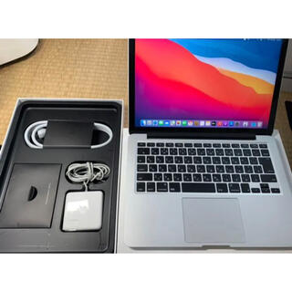 Mac (Apple) - 13インチPro Retina 2015 メモリ16GB office付き
