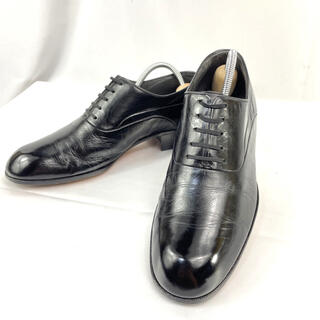 クリスチャンディオール(Christian Dior)の【美品】クリスチャンディオール ビジネスシューズ レザー 革靴 24.5cm(ドレス/ビジネス)