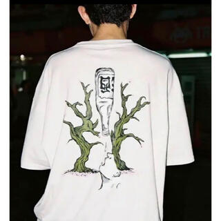 Supreme - Hangoverz 1周年記念Tシャツ