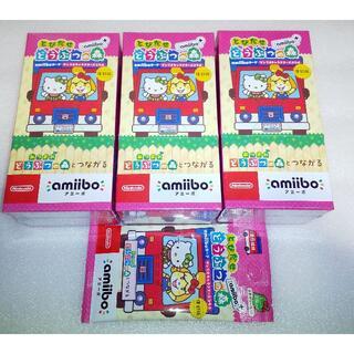 ニンテンドウ(任天堂)の3BOX amiiboカード サンリオキャラクターズコラボ (Box/デッキ/パック)