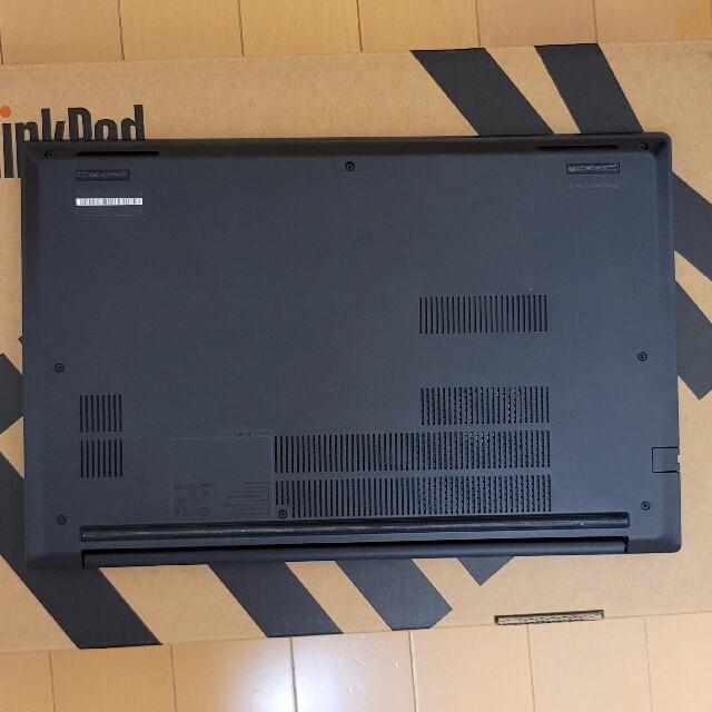 Lenovo(レノボ)のThinkpad e15 gen2 16gb 480 512gb ssd 美品 スマホ/家電/カメラのPC/タブレット(ノートPC)の商品写真