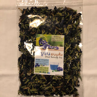 採れたて!バタフライピーティー 100g(茶)