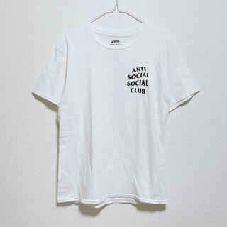 anti social social club Tシャツ M