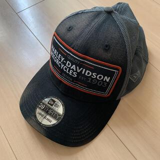 ハーレーダビッドソン(Harley Davidson)のハーレダビッドソン×ニューエラ 39THIRTY  コラボキャップ(キャップ)
