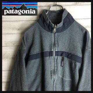patagonia - 【USA製】パタゴニア☆シンチラ トレーナー グレー 定番カラー