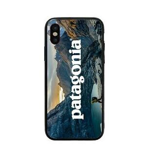 パタゴニア(patagonia)のパタゴニア ガラスケース iPhoneケース  q3c56k(iPhoneケース)