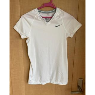 ナイキ(NIKE)の【NIKE】Tシャツ ホワイト Lサイズ(その他)