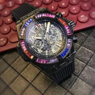 HUBLOT - HUBLOT 腕時計 ウブロ ビックバン ウニコ