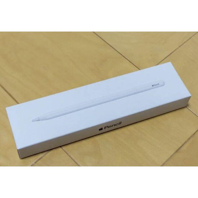 Apple(アップル)のApple Pencil 第2世代 MU8F2J/A スマホ/家電/カメラのPC/タブレット(PC周辺機器)の商品写真