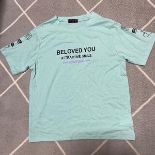 lovetoxic - ラブトキ 半袖Tシャツ