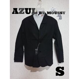 アズールバイマウジー(AZUL by moussy)のAZUL by moussy リネンレーヨンストレッチテーラードジャケット(テーラードジャケット)