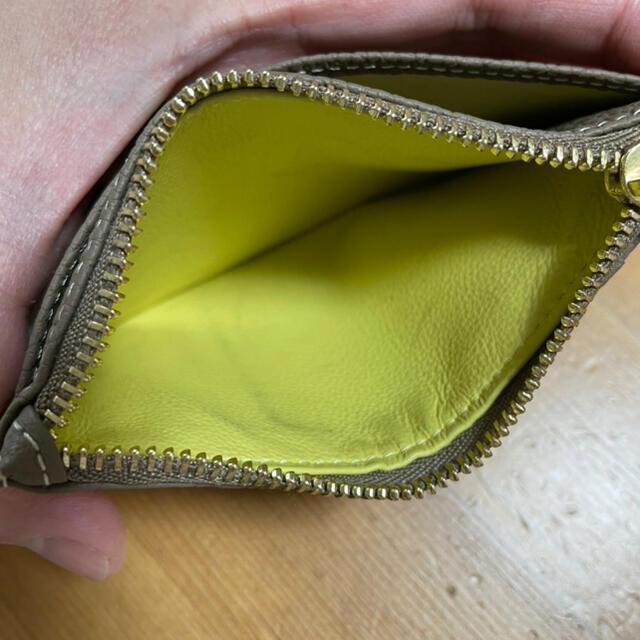 BONAVENTURA ボナベンチュラ ミニジップウォレット レディースのファッション小物(財布)の商品写真