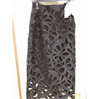 FRAY I.D - セルフォード  CELFOLD リボンスカート