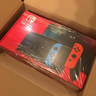 ニンテンドースイッチ(Nintendo Switch)の新品未使用 Nintendo Switch 本体 1台(家庭用ゲーム機本体)